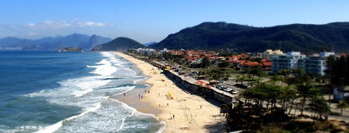 Praia de Piratininga is one of Praias.