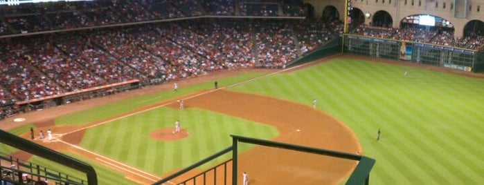 Minute Maid Park is one of Houston, We Support Local, Grow Together  #visitUS.