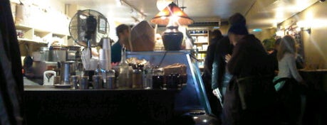 Irving Farm Coffee Roasters is one of Top NYC Coffee Shops.