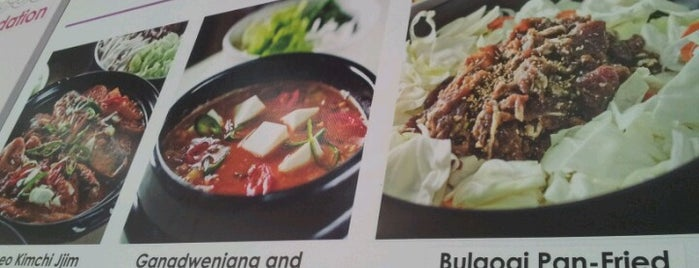 BigMama Korean Restaurant is one of Singapore Hipster Eats.