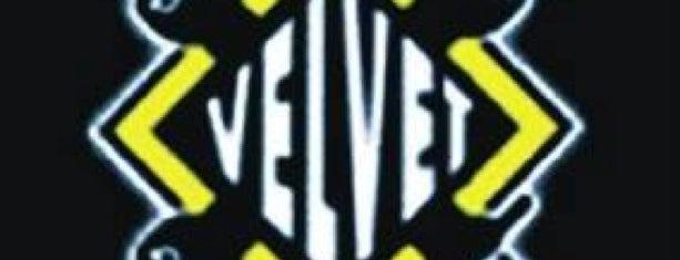 Velvet Club & Factory is one of Locais curtidos por Maddalena.