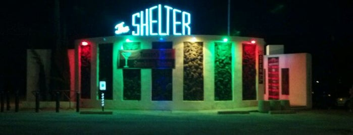 The Shelter is one of Posti salvati di Whit.