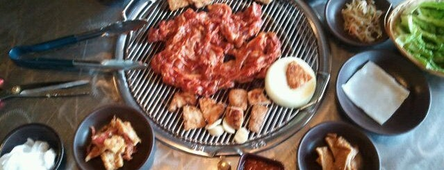 Tofu Village Korean BBQ is one of Need to Eat Atlanta.