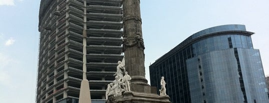 Monumento a la Independencia is one of 101 Mexico City musts!.