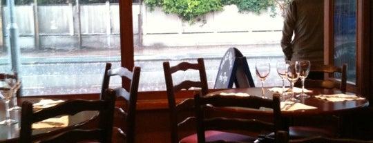 The Olive Garden is one of Lugares favoritos de Del.