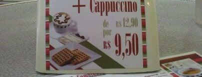 Combinato Gelateria & Caffè Speciali is one of Locais salvos de Fabiola.
