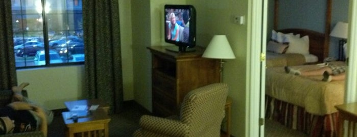Staybridge Suites Columbus-Airport is one of My favoite places in USA.
