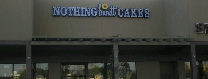 Nothing Bundt Cakes is one of Narenさんのお気に入りスポット.