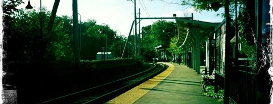 NJT - Lyons Station (M&E) is one of New Jersey Transit Train Stations.
