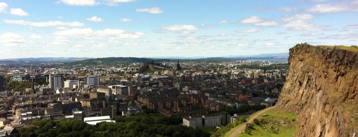 Arthur's Seat is one of Must visit Edinburgh Attractions.