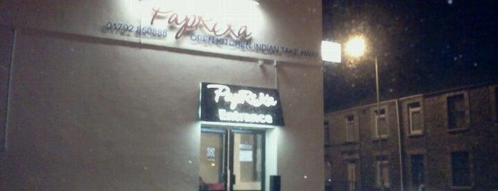 PapRika Open Kitchen Indian is one of Posti che sono piaciuti a Chris.