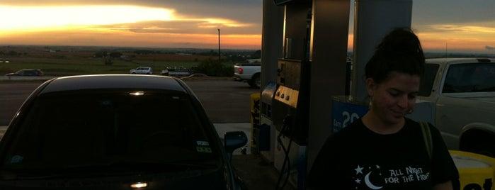 Chevron is one of kolache heaven.