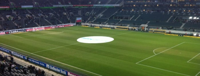 Borussia-Park is one of International Sports~Part 1....