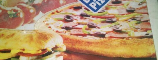 Domino's Pizza is one of Onde almoçar na Paulista.