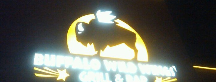 Buffalo Wild Wings is one of Places I like to eat at.