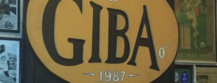Bar do Giba is one of Locais salvos de Careca.
