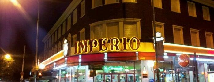 El Imperio de la Pizza is one of Hipster Food @ Baires.
