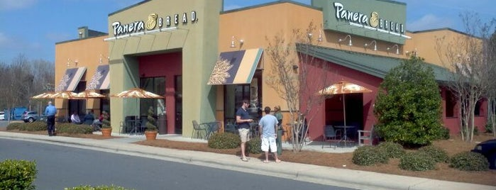 Panera Bread is one of Toonさんのお気に入りスポット.