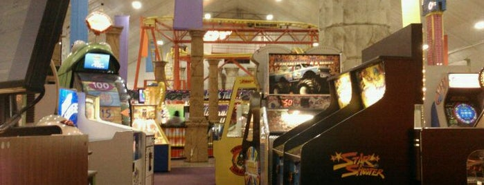 Mt. Olympus Parthenon Arcade is one of Arcade Locations.