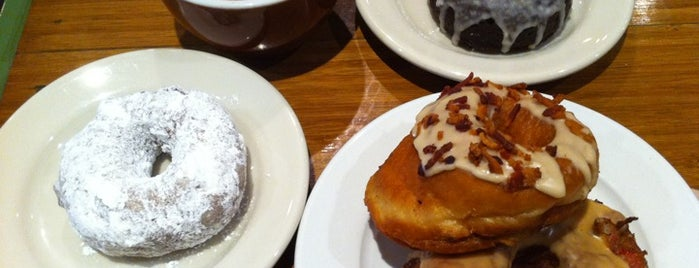 Dynamo Donut & Coffee is one of SF.