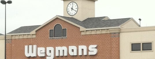 Wegmans is one of will.