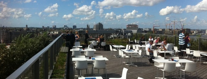 SkyLounge Amsterdam is one of Amsterdam, best of..