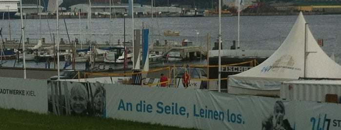 Camp 24|sieben is one of WiFi Hotspots Kiel.