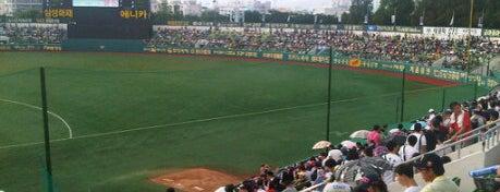 Daegu Civic Stadium Baseball Stadium is one of Best Stadiums.