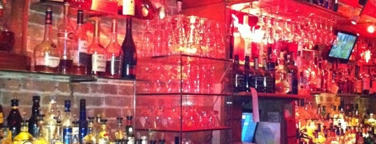 Tribeca Paint is one of Bars. Just a list of bars..
