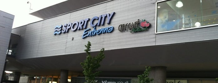 Sport City Entrenna is one of Lugares favoritos de Anuar.