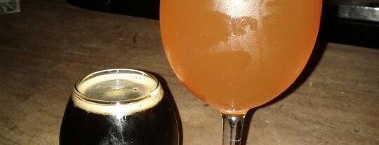 Spuyten Duyvil is one of Draft Mag's Top 100 Beer Bars (2012).