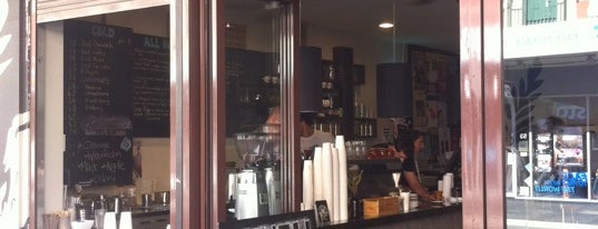 Hush Specialty Coffee is one of Coffee worth travelling for.