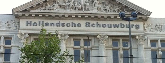 Hollandsche Schouwburg is one of Monuments ❌❌❌.