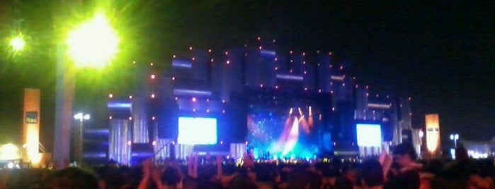 Rock in Rio 2011 is one of Passeios.