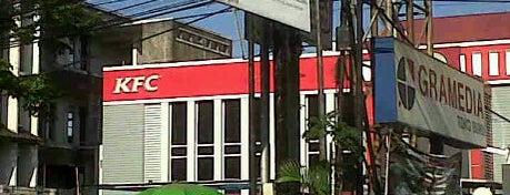 KFC / KFC Coffee is one of Bandung Tourism: Parijs Van Java.