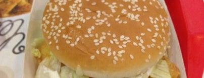 McDonald's is one of Orte, die Alina gefallen.