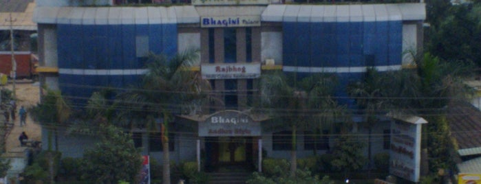 Bhagini is one of Andhra Style: Bengaluru.