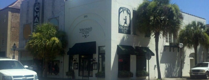 Virginia's on King is one of Charleston.