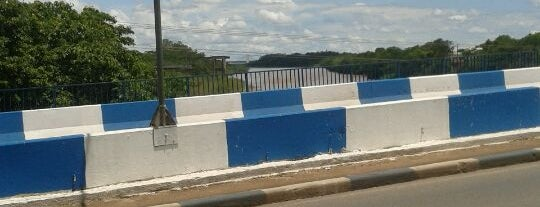 Ponte Júlio Müller is one of Cuiaba MT.