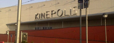 Kinépolis is one of Must-visit Movie Theaters in Madrid.