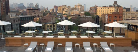 Soho House Rooftop is one of Eat & Drink - NYC.