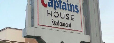 Sea Captain's House is one of Myrtle Beach, SC.