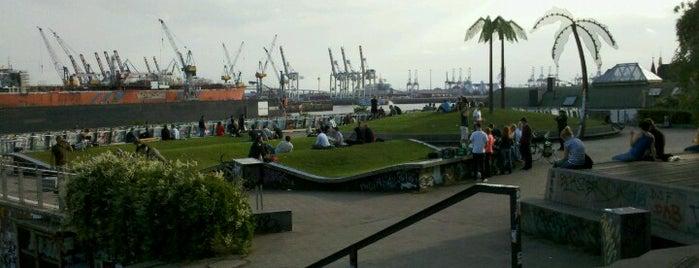 Gezi Park Fiction St. Pauli is one of StorefrontSticker #4sqCities: Hamburg.