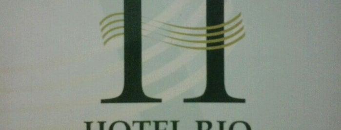 Hotel Rio Parnaiba is one of Kleber 님이 좋아한 장소.