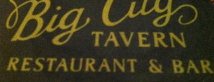 Big City Tavern is one of บันทึกเดินทาง Miami, FL (#256).