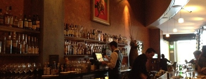 Heaven's Dog is one of Top 100 Bay Area Bars (According to the SF Chron).