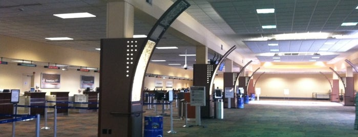 Dayton International Airport is one of Free WiFi Airports 2.