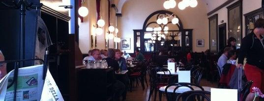 Cafe-Restaurant Griensteidl is one of Kaffeehäuser.