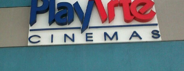 PlayArte Cinemas is one of Posti che sono piaciuti a Adriana.