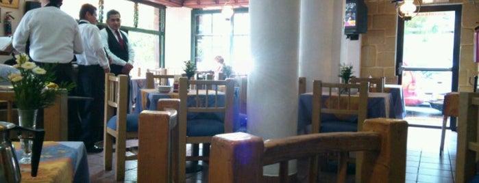 Restaurante La Abeja is one of Places 2!.